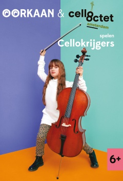 Banner Cellokrijgers flyer