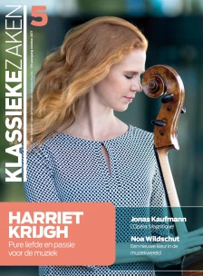 Harriet Krijgh cover magazine