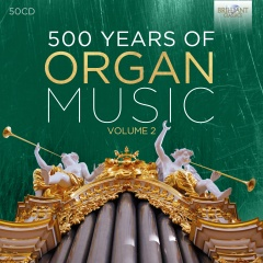96139 500 Years of Organ 2 physical