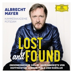 CD Cover Albrecht Mayer