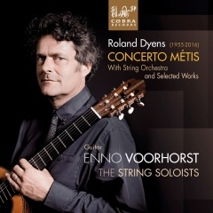Pagina 35+36 onder Enno Voorhorst + The String Soloists Dyens groot
