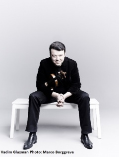 Vadim Gluzman Photo Marco Borggreve